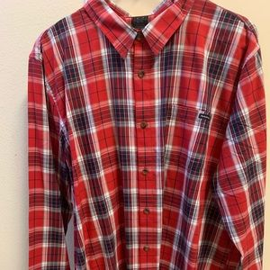 Oakley pocket long sleeve collared shirt